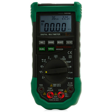 Mastech MS8229 5 in 1 Auto-Range Digital Multimeter With Multi-function Lux Sound Level Temperature Humidity Tester Meter