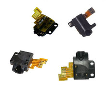 100% New Earpiece Headphones Earphone Jack Port Socket Audio Connector Port Flex Cable For iPod Touch 4 3 2 2th 3th