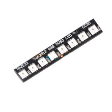 Full-color LED lighting Board WS2812 for Naze32 / CC3D Perfect Suitable for ZMR250 QAV250 Quadcopter F19272(China)