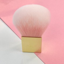 1pc Professional Makeup Brushes girls Gold Powder Blush cosmetics kabuki kit pinceis maquiagem limited Beauty bloggers recommend
