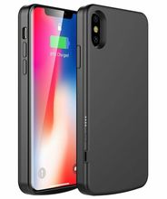 NENG 2018 New 6000mah Extended Battery Charger Case Rechargeable for iPhone X Power Battery Case Portable Full Protection(China)