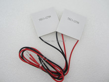 new 1PCS/LOT TEC1-12706 12706 TEC Thermoelectric Cooler Peltier 12V New of semiconductor refrigeration TEC1-12706