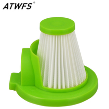ATWFS High Quality Vacuum Cleaner Parts Hepa Filter Efficient HEPA Filter Hai Pa Dedicated Dust Filter