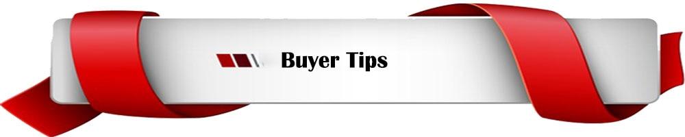 Buyer-Tips