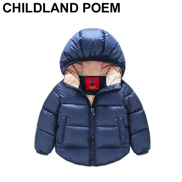 Autumn Winter baby boy clothes Toddler Boys Jacket Coat hoodie Children Outerwear Clothing Windbreaker thick Baby girl ClothesОдежда и ак�е��уары<br><br><br>Aliexpress