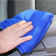 Hot Sale 5 Pcs/lot Cleaning Towel Soft Water Absorbent Fiber Home Truck Car Bicycle Clean High Quality Practical