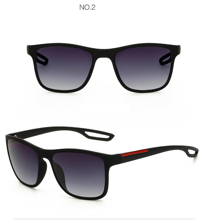 High Quality Square Sunglasses Men Brand Designer Driving Summer Style Points Sun Glasses Men Male Sunglass Mirror Vintage Retro (8)