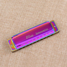 The 10 hole blues harmonica beginner harmonica cool household act the role ofing is tasted furnishing articles(China)