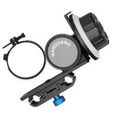Follow focus finder CN-90F Follow-focus with Gear Ring Belt for Canon Nikon DSLR Cameras Camcorders(China)