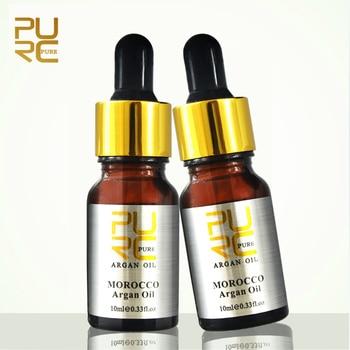 Марокканские чистый аргановое масло для ухода за волосами 2 шт. 10 мл Волос масло лечение для всех типов волос Волос, Лечение Кожи Головы 11.11 д...