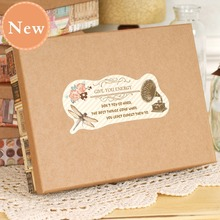 5X18.5X5.5cm fashion kraft paper gift box packing box, many styles in shop