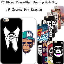 4/4S Newest Design Hard Plastic Back Cover For iPhone 4 4S Cases Case Cell Phone Shell Mobile Phone Protection 1PC Hot(China)