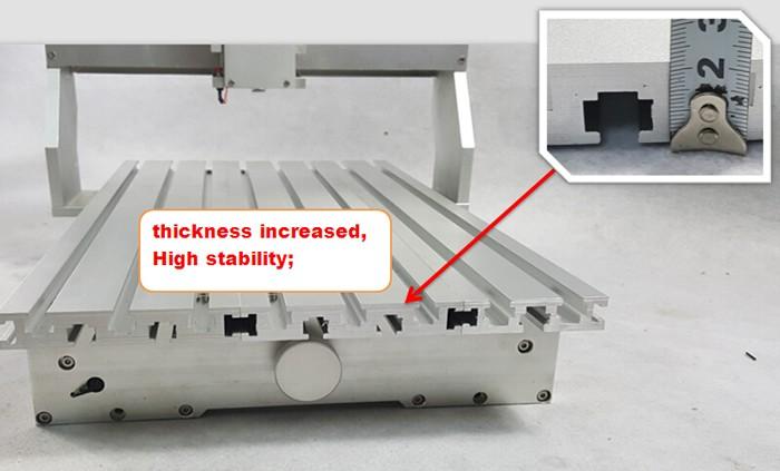 CNC 6040 frame (12)