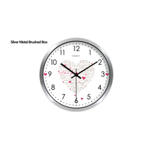 Electronic Digital Wall Clock Relogos De Parede Modern Kitcken Bedroom Black Silent Decoration Dlarm Clock Wall Watch LLN39