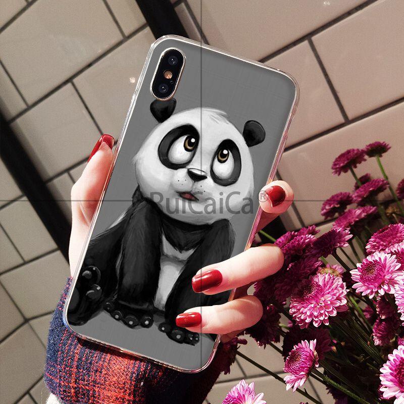 love funny panda
