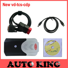 3PCS/LOT+DHL SHIP!!! NEW 2015.1 R1 free active new vci New model vd TCS CDP pro plus without bluetooth SCANNER -Super VIP Price