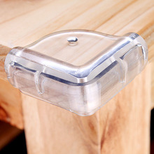 5PCS cushion baby security safe child kid safety products glass table corner guards protector control children securite silicone