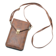 Phone Bag Universal PU Leather Pouch Crossbody Small Bags for Samsung J1 mini ace J2 J3 J5 J7/On5 On7 E5 E7/Note 5 4 3 2