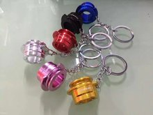 Car Metal NRG key Chain Keychain NRG Steering Wheel Quick Release Keyrings Key Rings Buckle Fob Colorful(China)
