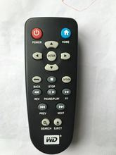 WDTV New Replacement Remote Control Fit For WDWestern Digital WD TV Live TV Plus Mini HD Hub Media Player WDTV001RNN(China)