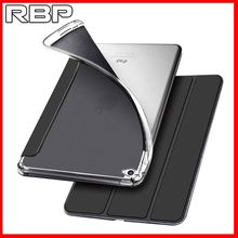 RBP for iPad air 2 case Silicone leather case for apple iPad air 2 cover 9.7 inch Ultra thin soft shell case for iPad 6 case air(China)