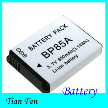 Hot Sale 1PCS BP85A BP-85A  BP 85A Rechargeable Camera Battery For Samsung ST200 ST200F PL210 WB210 SH100 Gigital Camera