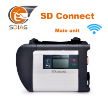 High Quality MB STAR C4 SD CONNECT tool support 21 languages Only C4 main unit(China)