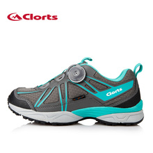 2016 Women Hiking Shoes Boa Lacing System Waterproof Outdoor Sport Boots for Women Outdoor Sneakers 3D027B