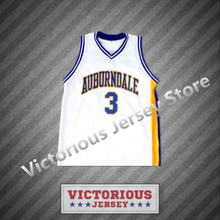 87f54749e MinanSer Tracy McGrady 3 Auburndale High School Basketball Jersey New Men