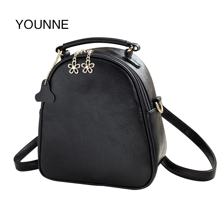YOUNNE Mini Shoulder Bags Cute Women Cute Crossbody Bag High Quality PU Leather Shopping Bags Branded Designer Travel Bags 2018<br>