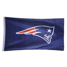 American Team Flag New England Patriots USA Team Logo Football Flag 3X5FT American Team Flag