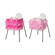 Celebrate One Year Old Child Birthday Party Chair Chair For Easy Installation Of Baby Chair Decorated Party Props(China)