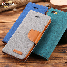 Buy KISSCASE iPhone 5S iPhone SE 5 Leather Case Luxury Flip Phone Cases iPhone 7 6 6s Plus 5s Wallet Card Slot Holster Cover for $3.81 in AliExpress store