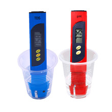 0.01 PH Test Pen Meter+ large screen TDS Tester Automatic calibration for Drinking Water Fish Tank Swimming Aquaculture 15% off(China)