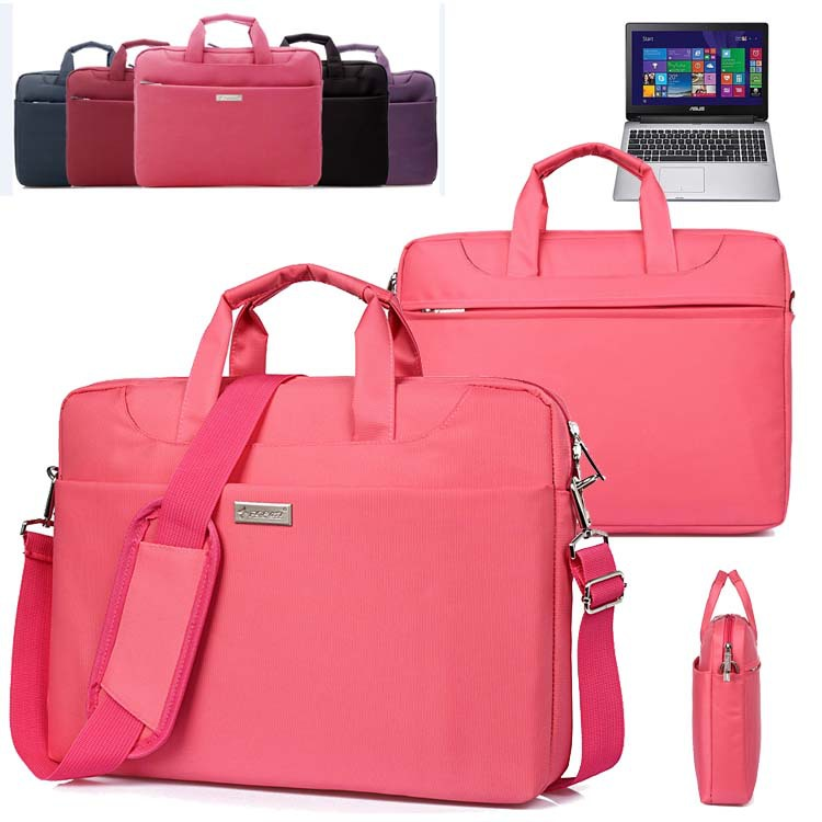 Waterproof Ladies Laptop Shoulder Bag Travel Carrying Case Briefcase Messenger for ASUS 15.6 Flip TP500LA/ F555/ F555LA SERIES<br><br>Aliexpress