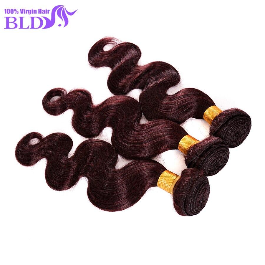 7A 99j Brazilian Hair Weave Bundles 99J Brazilian Virgin Hair Body Wave Red Color Human Hair 3 Bundles Brazilian Body Wave<br><br>Aliexpress