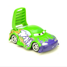 Pixar Cars 2 Wingo Green Car 1:55 Scale Diecast Metal Alloy Model Brio Cute Toys For Children Gifts