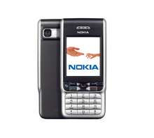 Unlocked Cell Phone Nokia 3230 GSM900/1800/1900 old man cheap phone Forever Nokia(China)