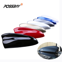 Car Auto Roof Antenna Super Shark Fin Antenna Special Radio AM/FM Signal Aerials For BMW Audi VW Polo Ford Nissan Car Decoration