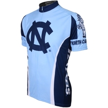 2017 Men Cycling Jersey NORTH CAROLINA TARHEELS new Bike jersey Outdoor cycling Shirt