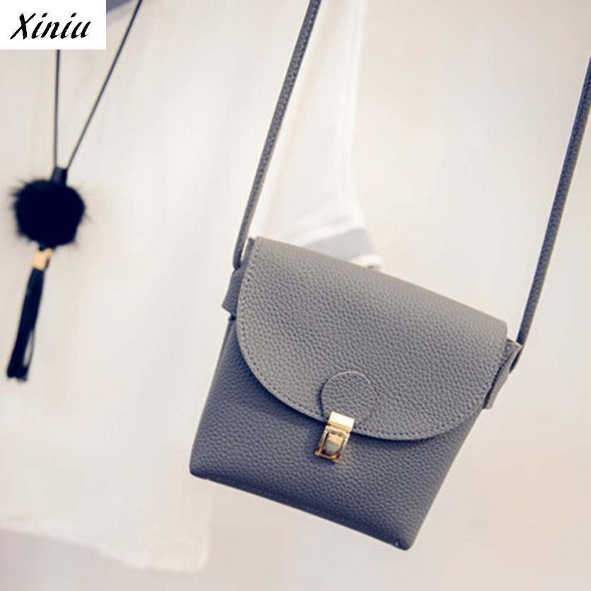 Xiniu Bag Solid Interlocking Slim Strap Women Bags Handbags Women Crossbody Bags Sac A Main #2107<br><br>Aliexpress