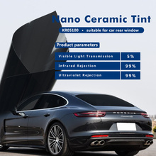 KR05100 4mil  Nano Ceramic Film Use For Car Window Film with 99% IR rejection 1.52x20m (60inx66.67ft)