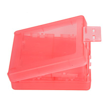 High Quality Pink 16 in 1 Storage Game Card Case Holder Cover Box For Nintendo DS LL/XL