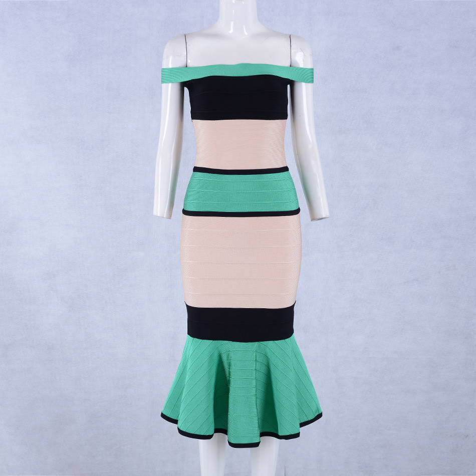 seamyla-sexy-mermaid-vestidos-patchwork-women-bodycon-bandage-dress-7