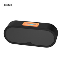 Bestall Portaable Wireless Blutooth Speakers V4.0 with  HD sound and bass for Smartphone all Bluetooth Device (black)