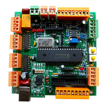 4 Axis USB CNC Controller Interface Board CNCUSB MK1 USBCNC 2.1 Substitute MACH3 for cnc lathe machine cnc router