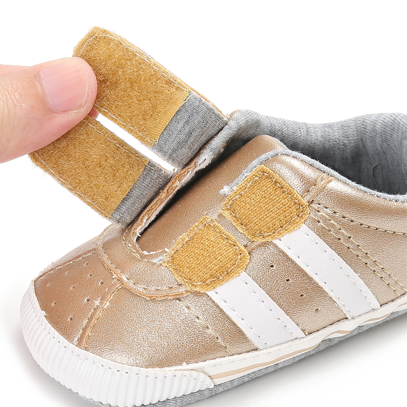Fashion PU Leather Baby Moccasins Newborn Baby Shoes For Kids Sneakers Infant Indoor Crib Shoes Toddler Boys Girls First Walkers 24