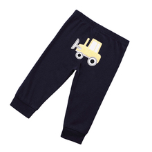 Baby Pants Comfortable Autumn and winter Girls Boys Baby Clothing High quality 100% Cotton Narrow leg bottoming Harlan pant #02(China)