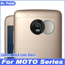 Back Camera Lens Protective Transparent Clear Tempered Glass Protector Film For Motorola Moto E4 G5 Plus M Z2 Z Force Play