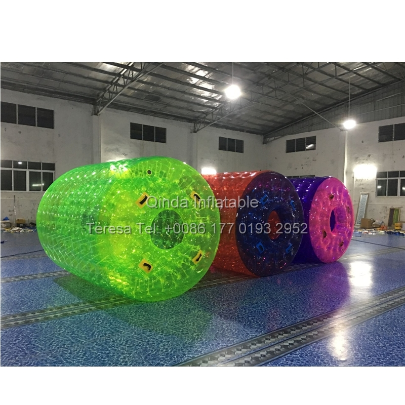 inflatable water roller ball(23)